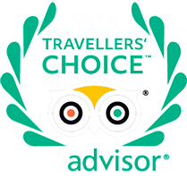 TripAdvisor Traveller's choice 2018